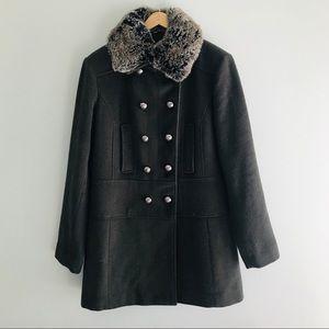 Hilary Radley - Double Breast Wool Coat